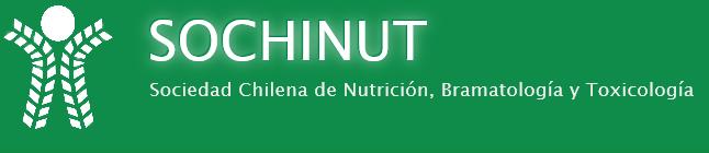 Logo of Sociedad Chilena de Nutrición, Bromatología y Toxicología (SOCHINUT)
