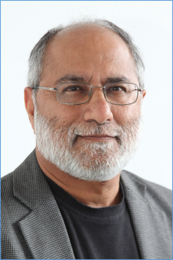 Portrait of Professor Ali Dhansay